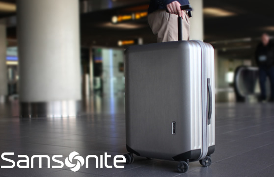 红点大奖:Samsonite 新秀丽 Inova 系列拉杆箱 $169.99