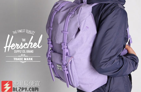 骚气海淘:Herschel Supply Co. Little America 双肩包59.98刀(40%OFF)