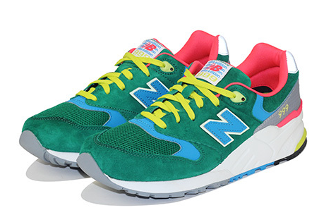 运动海淘:new balance ML999 Elite Pinball Collection 男士跑鞋58.98刀