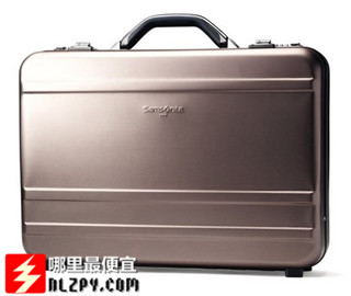 美国amazon:SAMSONITE新秀丽LUGGAGE DELEGATE II铝制17寸行李公文箱107刀(64%OFF)