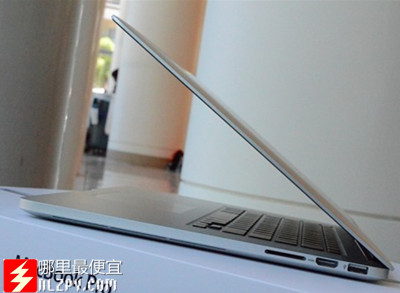 美国ebay:新低Apple Macbook Pro ME864 13.3寸Retina笔记本电脑1099刀(15%OFF)额外15%OFF