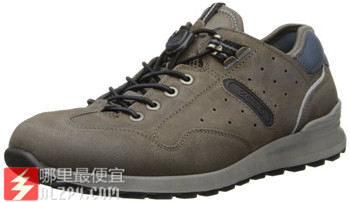 海淘新低:ECCO爱步男士CS14Speed Lace真皮休闲鞋119.99刀(25%OFF)额外30%OFF