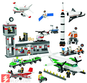 超值新低:LEGO乐高Education教育系列4579792太空中心97刀(30%OFF)